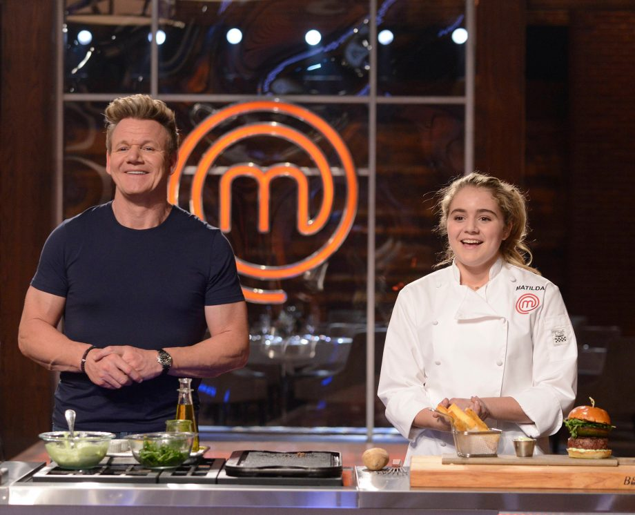 gordon and matilda Ramsay