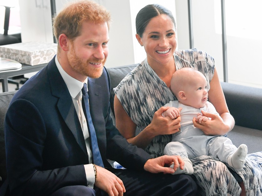 Inside Prince Harry and Meghan Markle's son Archie's nursery in LA home