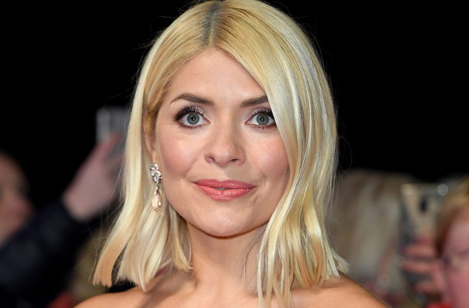 holly willoughby dyslexia battle