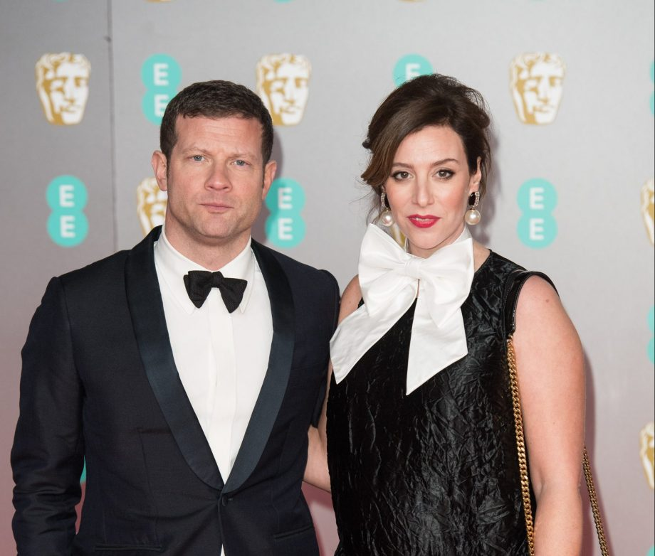 Dermot o'leery and wife dee