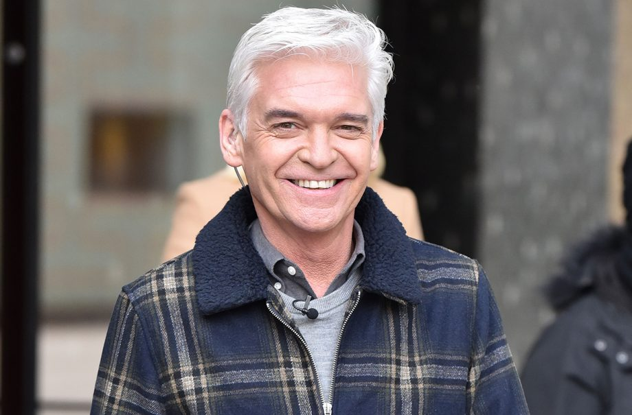 Phillip Schofield offered autobiographical book