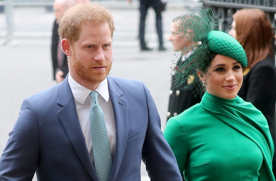 prince harry meghan markle discussed royal split before marriage