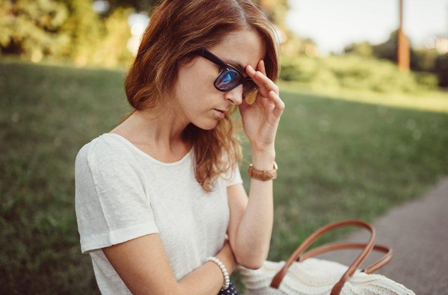 migraines hot weather