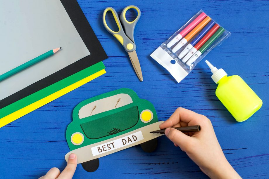 Father's Day craft kits