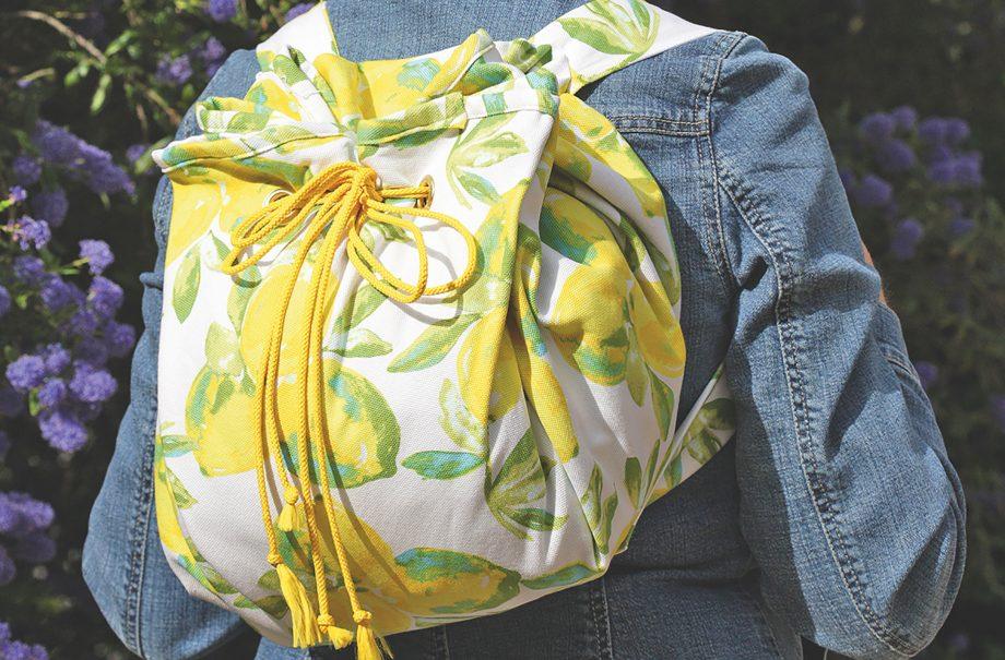 How to make a picnic bag