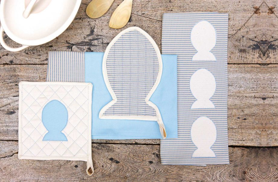 How to make coastal kitchen accessories