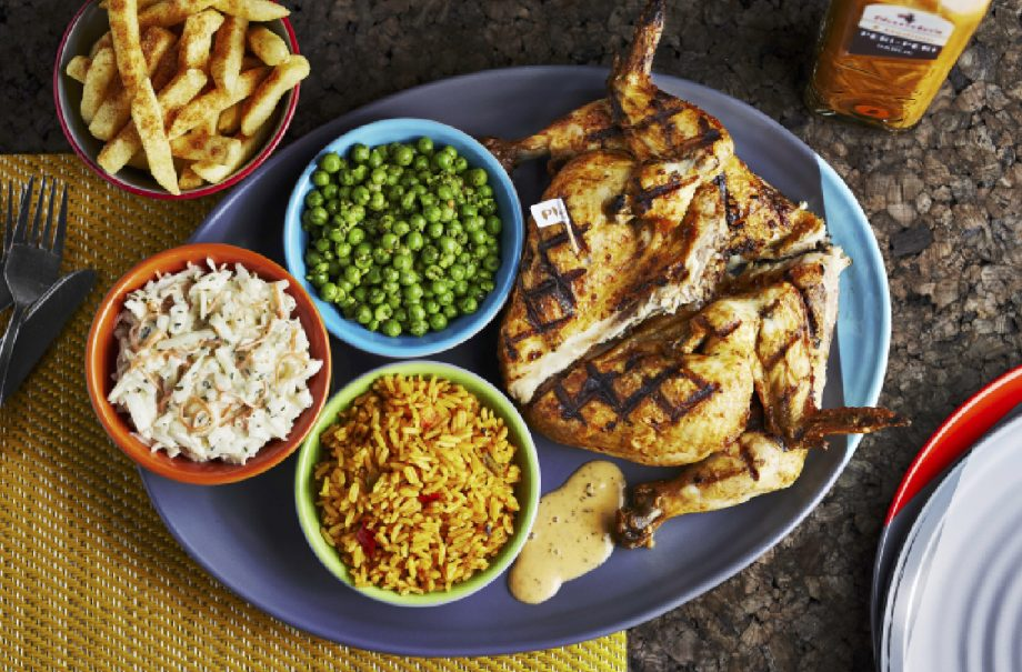 Nandos chicken