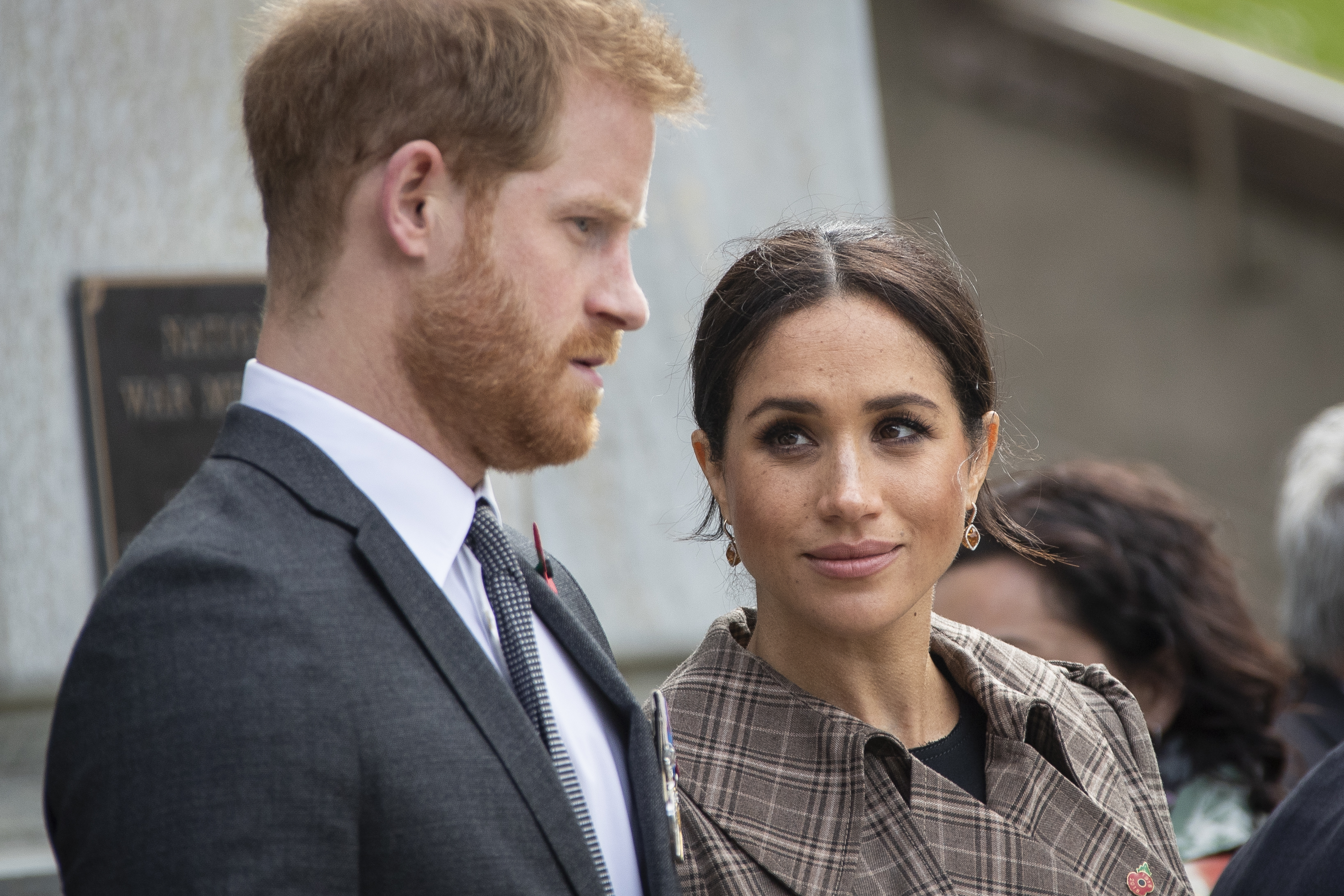 Meghan Markle had to leave her dog behind in Canada because he 'never took to' Prince Harry