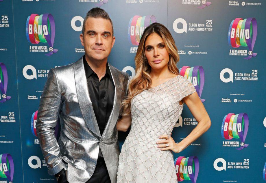 Robbie Williams children
