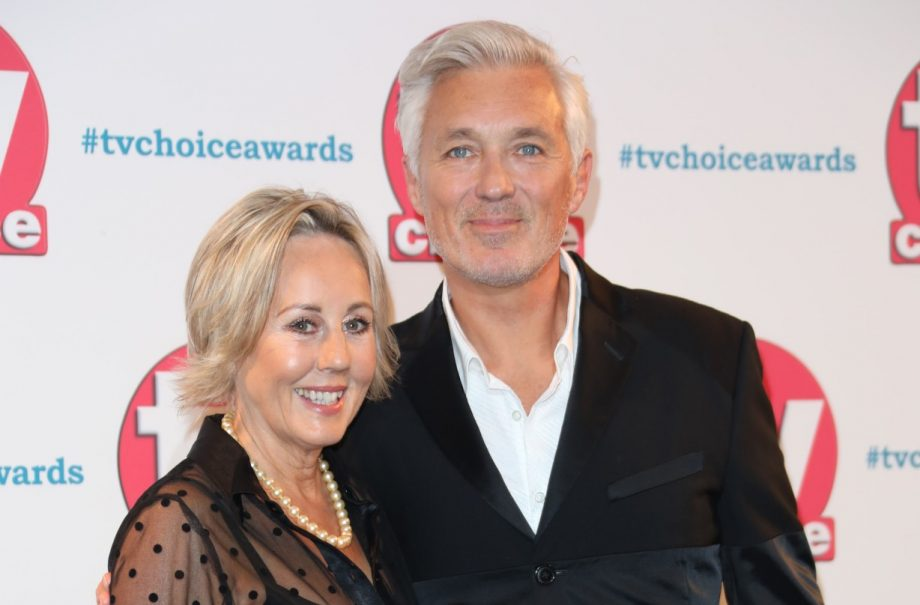 Shirlie Kemp and Martin Kemp