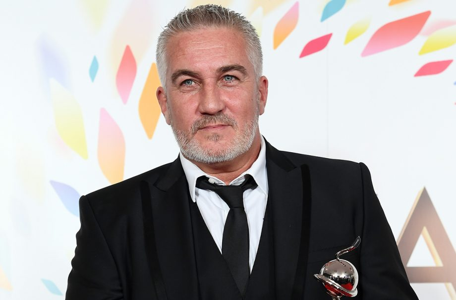 paul hollywood shares unrecognisable throwback photo long hair