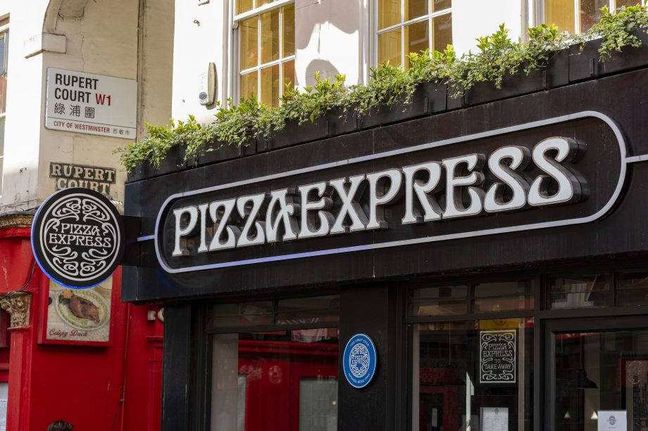 Which Pizza Express restaurants are closing?