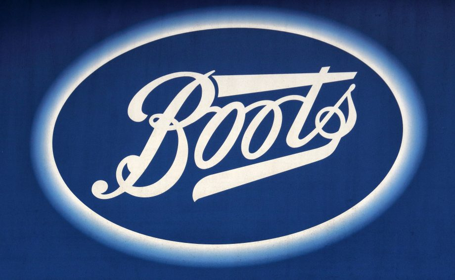Boots £10 Tuesday