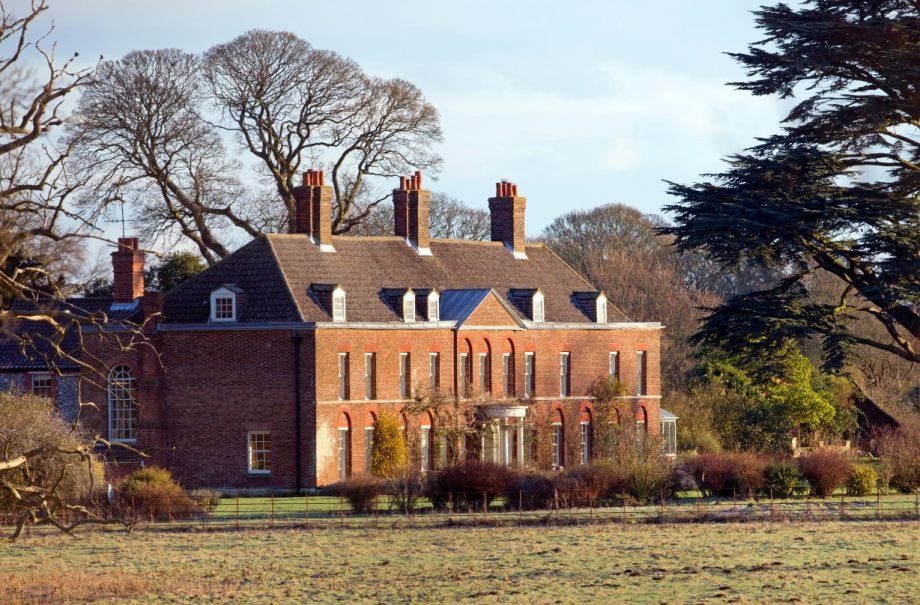 Anmer Hall, Norfolk