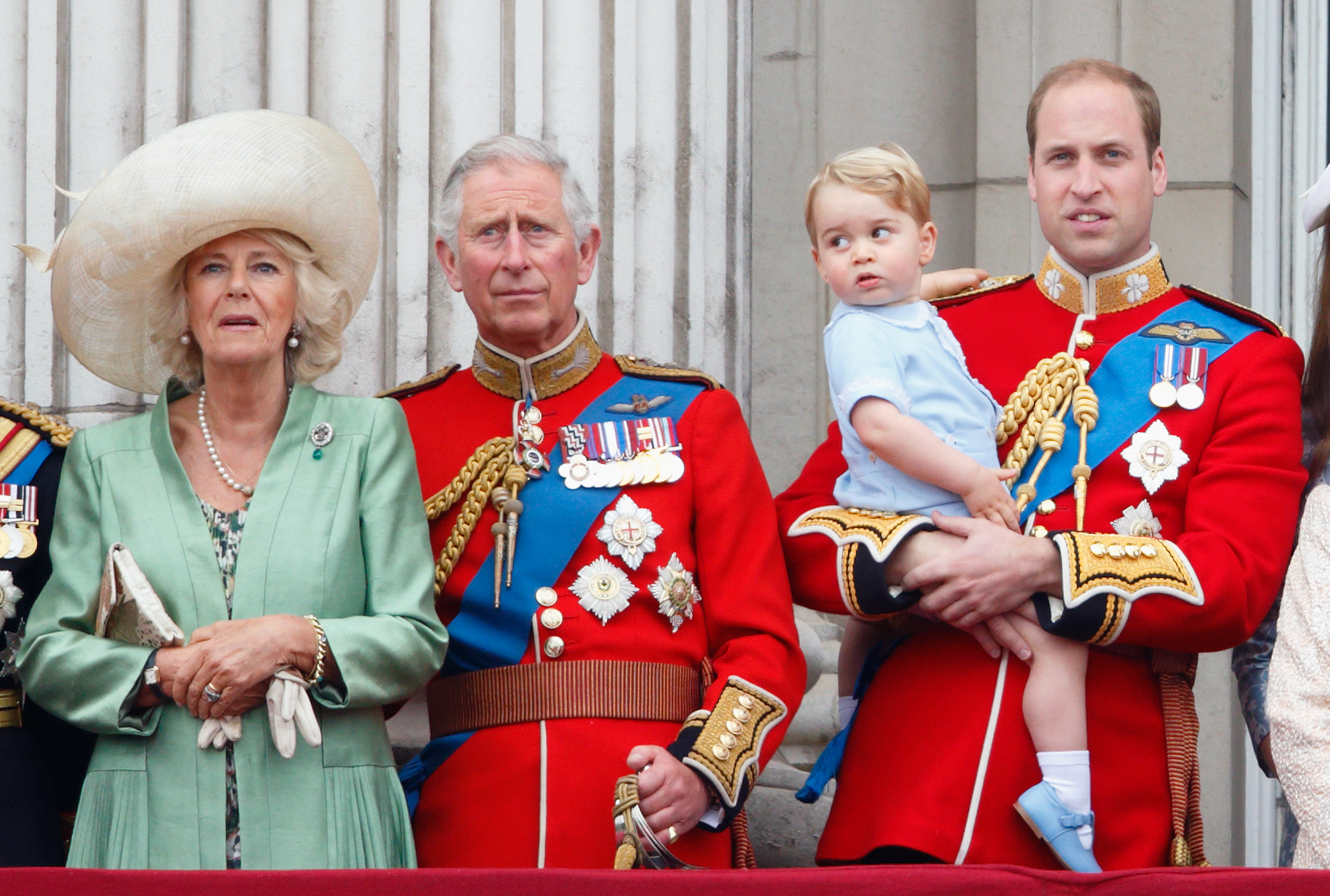 The special connection Prince George shares with Duchess Camilla