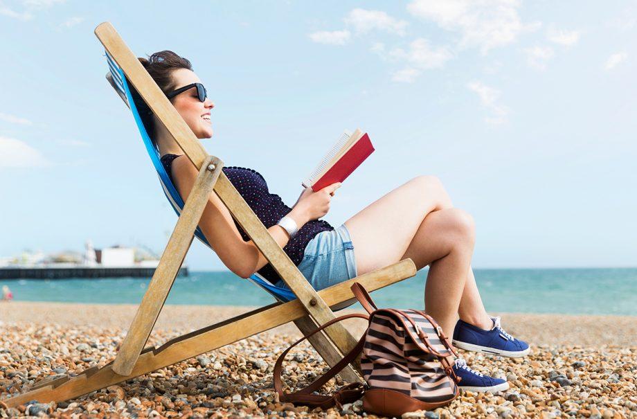 summer picnic chair