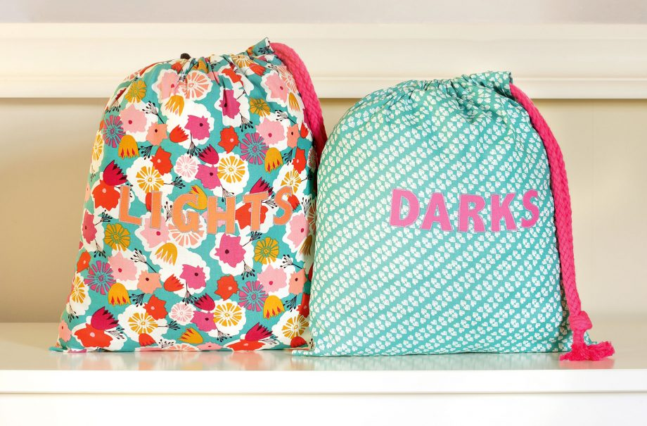 How to make laundry bags
