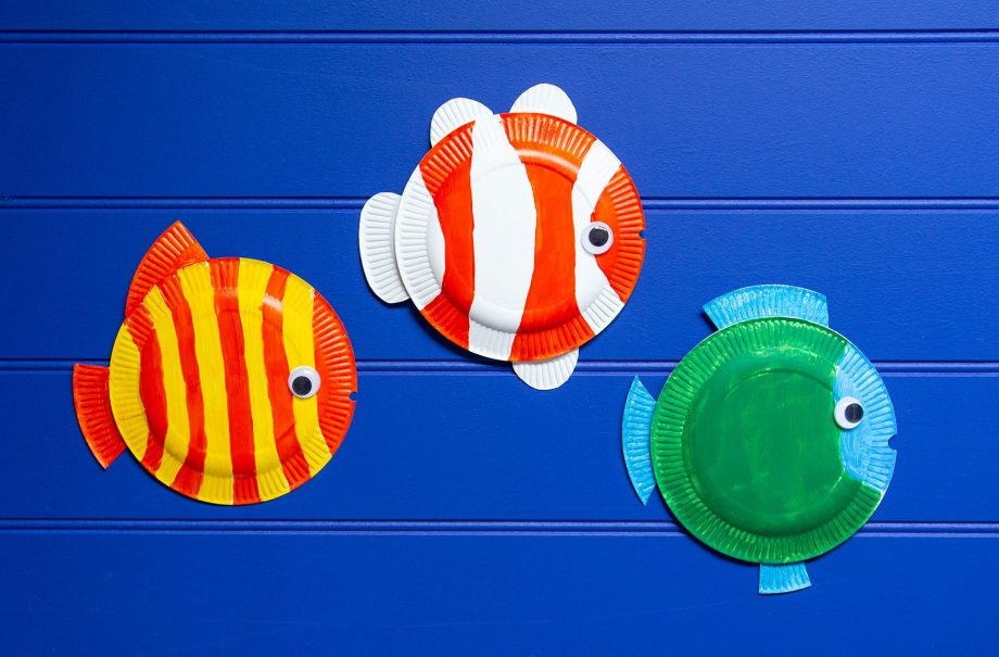 How to make under the sea crafts