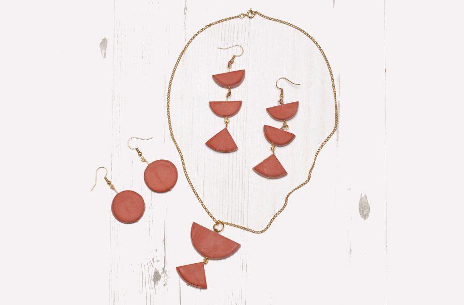 How to make terracotta jewellery