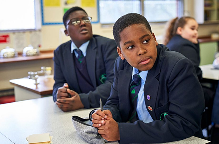 school tried end racism heartbreaking story stop search