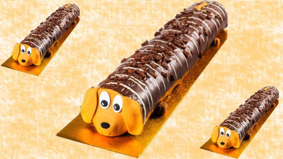 Asda launches sausage dog birthday cake called Sid