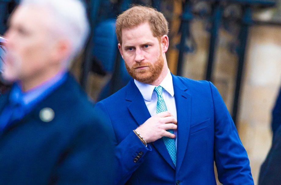 Prince Harry, latest, Netflix
