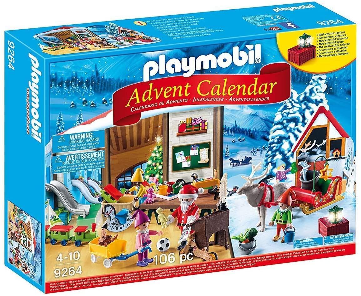 Playmobil Advent Calendar 'Santa's Workshop'