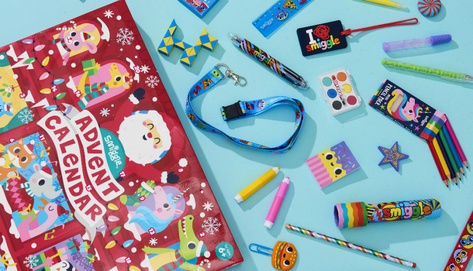 Best kids advent calendar with toys