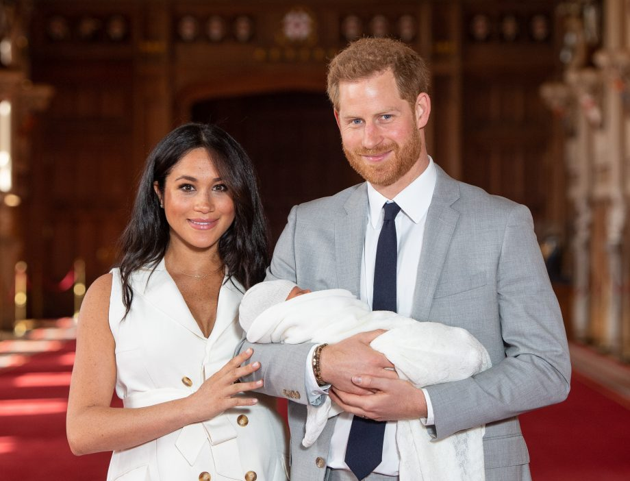 Prince Harry Archie