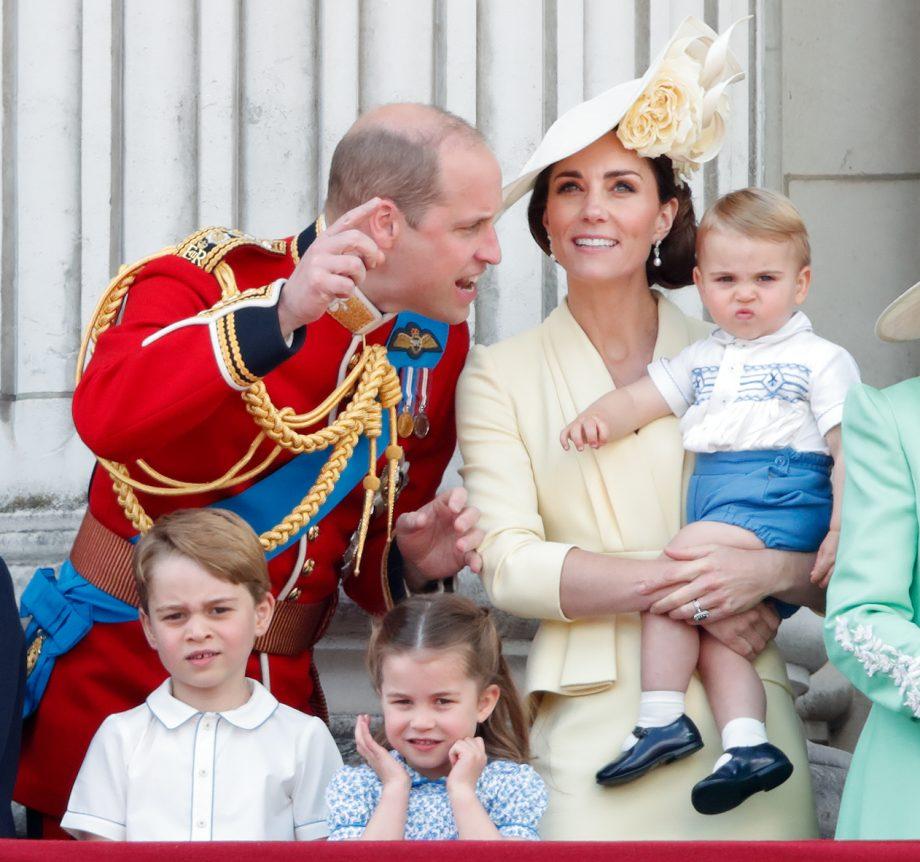 Prince William children