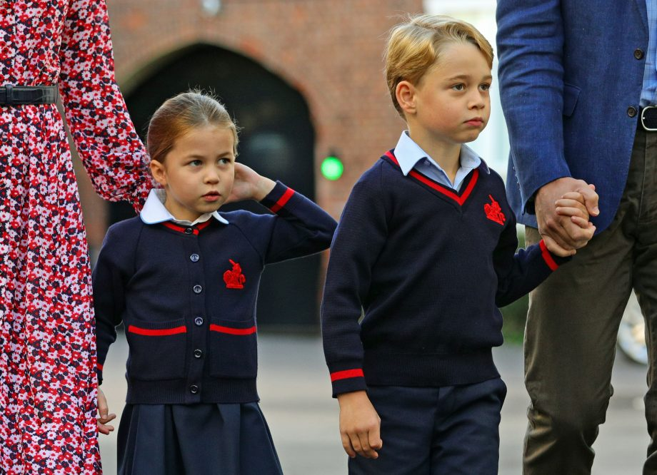 Prince George school Kate Middleton