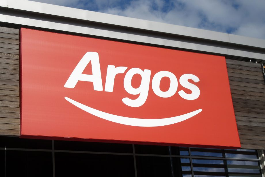 Argos sign for Black Friday deals 2020