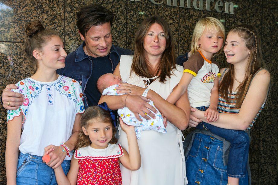 Jamie Oliver daughter Poppy
