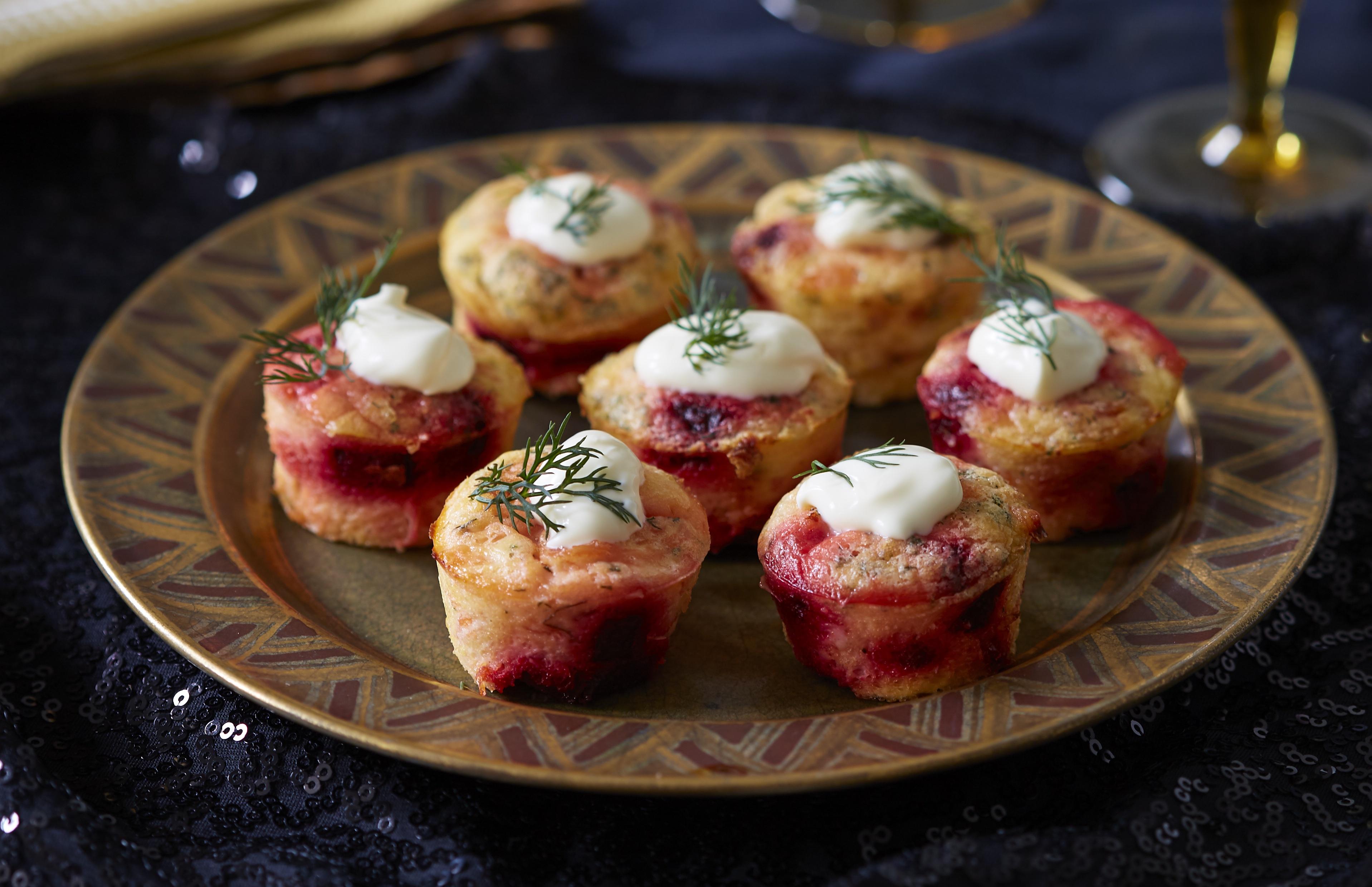 Gluten-free Smoked Salmon Tartlets | Recipes | GoodtoKnow