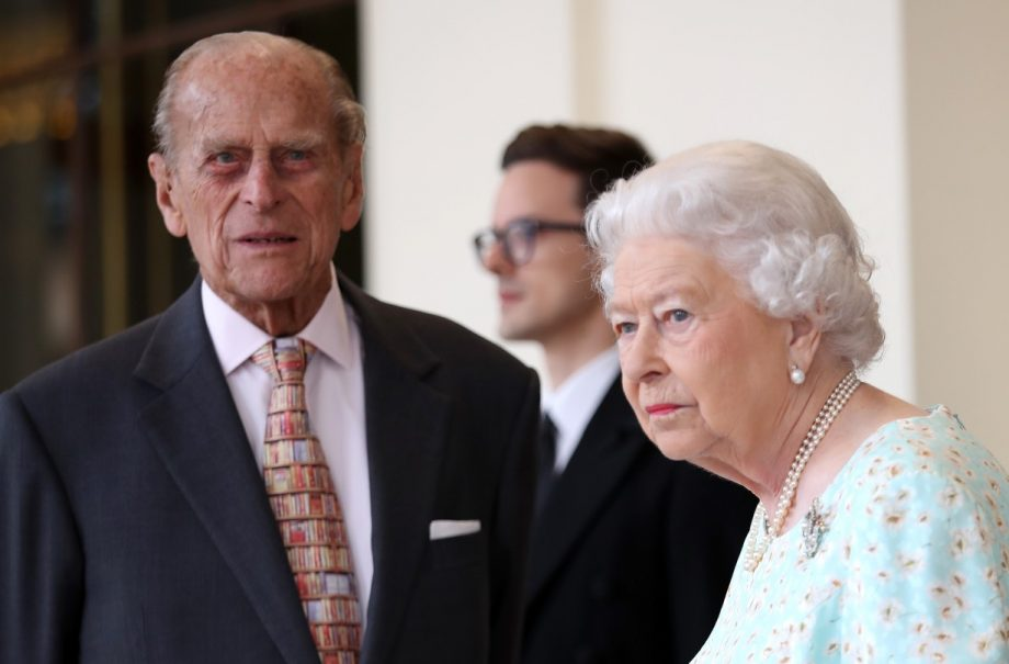 Her Majesty the Queen Elizabeth II and Prince Phillip