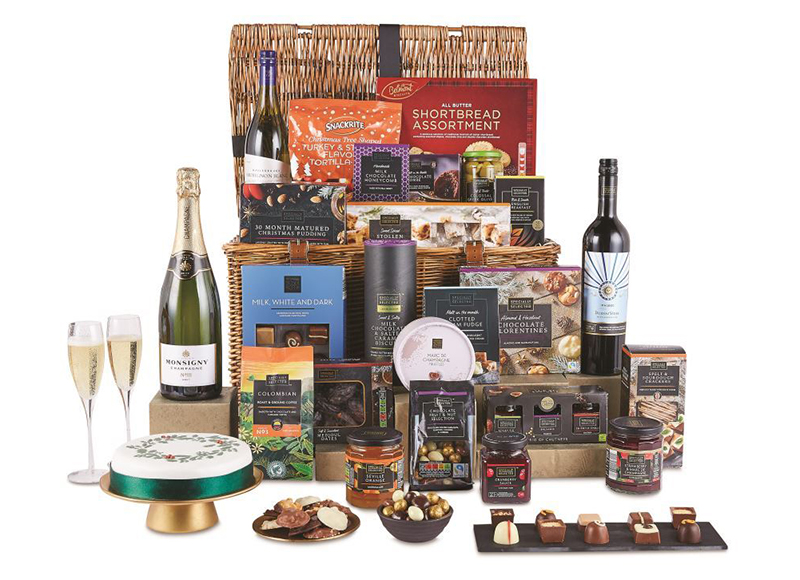 Best Christmas food hampers 2020: M&S, John Lewis, Aldi and more | GoodtoKnow