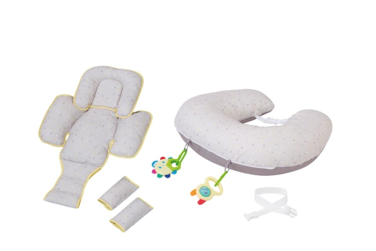 clevamama breastfeeding pillow 2