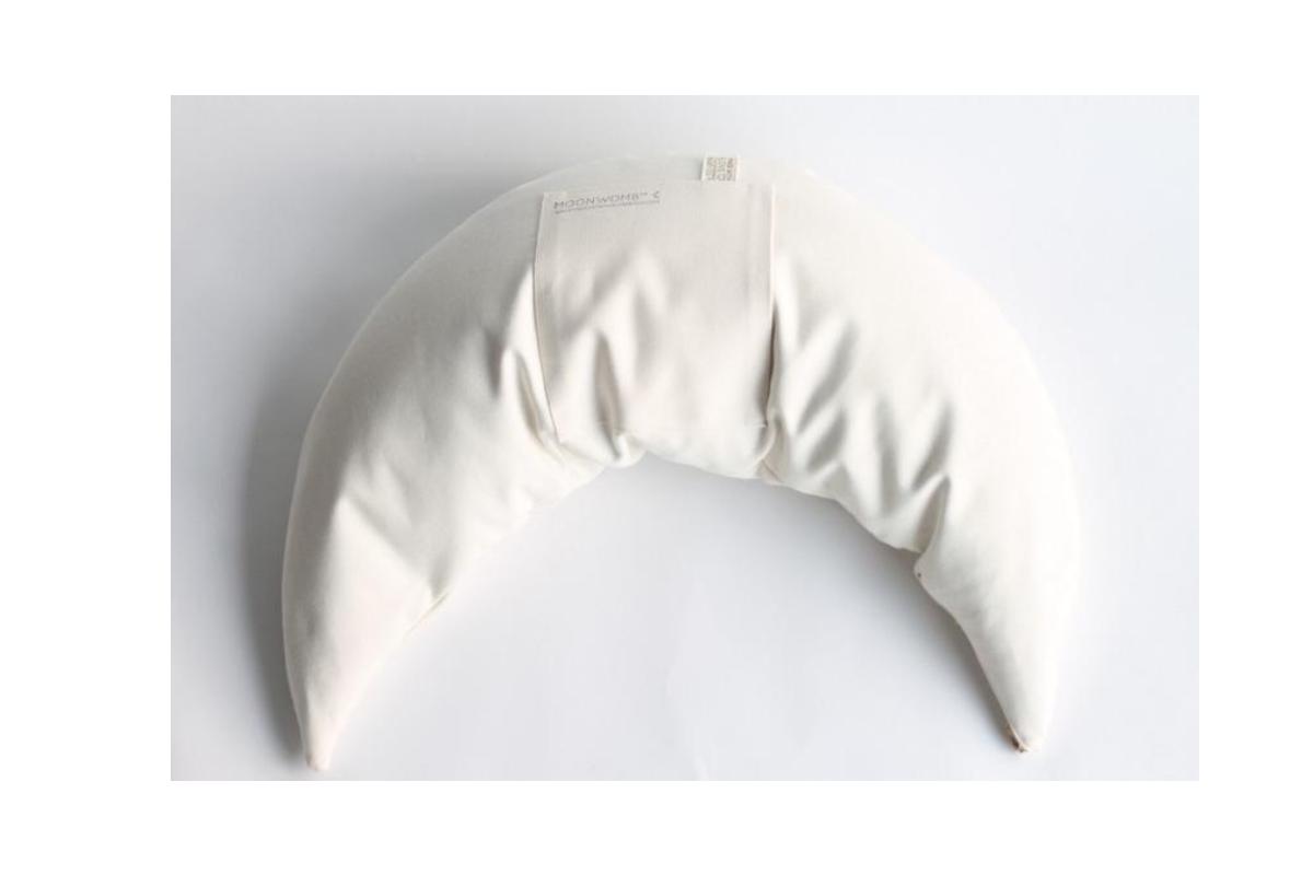 moon womb breastfeeding pillow