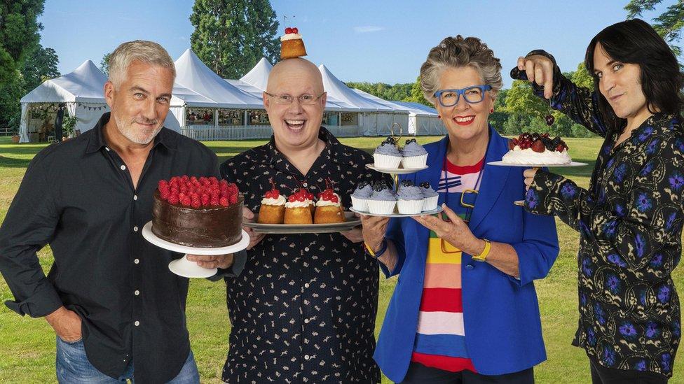 Matt Lucas sparks Ofcom complaints from Great British Bake Off viewers