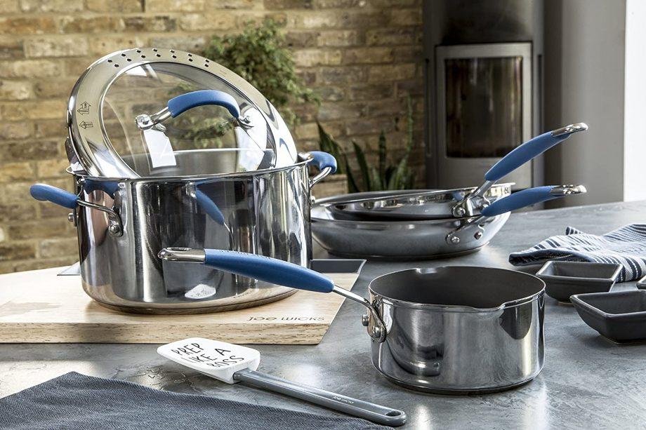 Amazon Prime Day Joe Wicks cookware saucepans