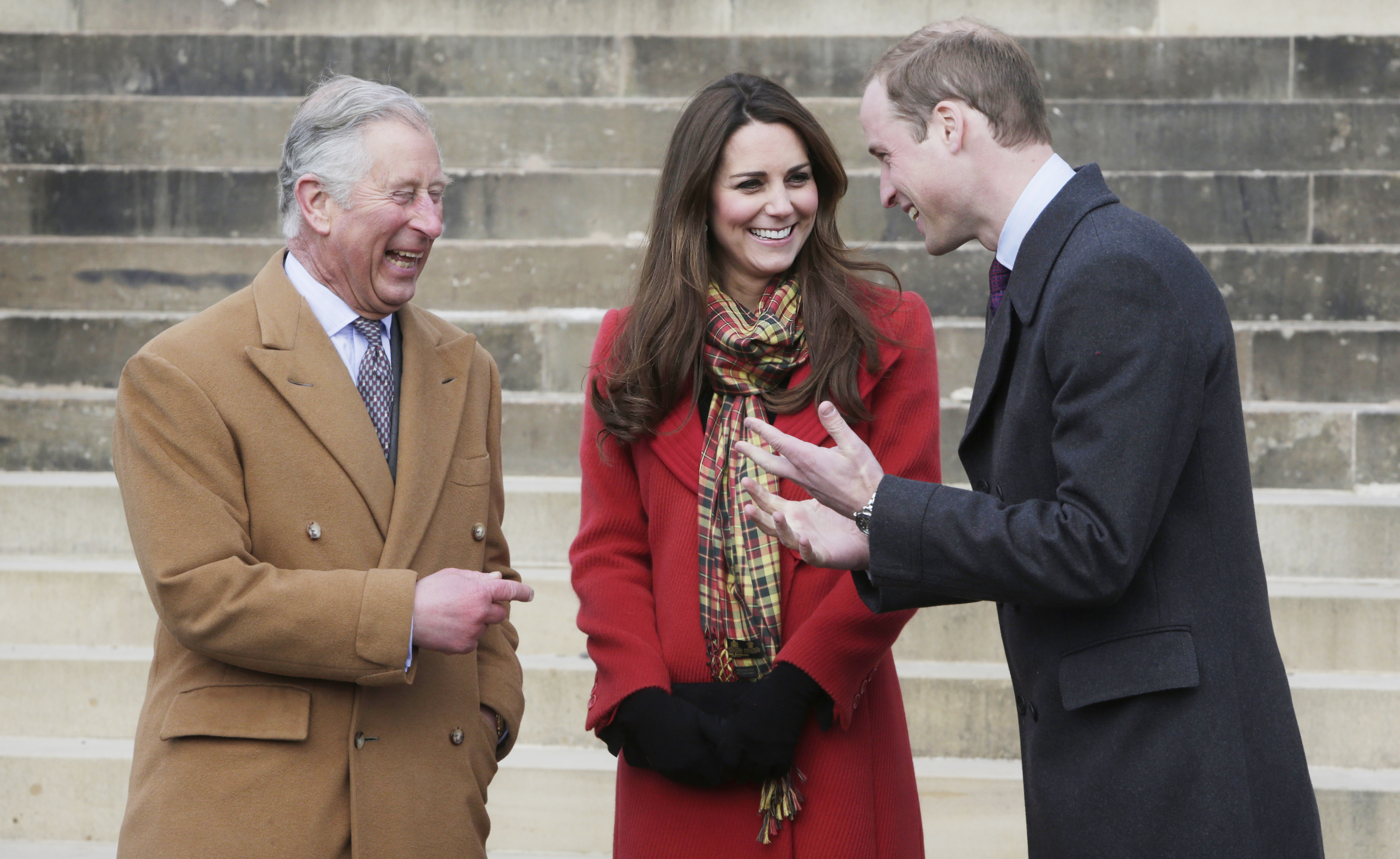 Prince Charles reveals sweet photo of Kate Middleton on display at home