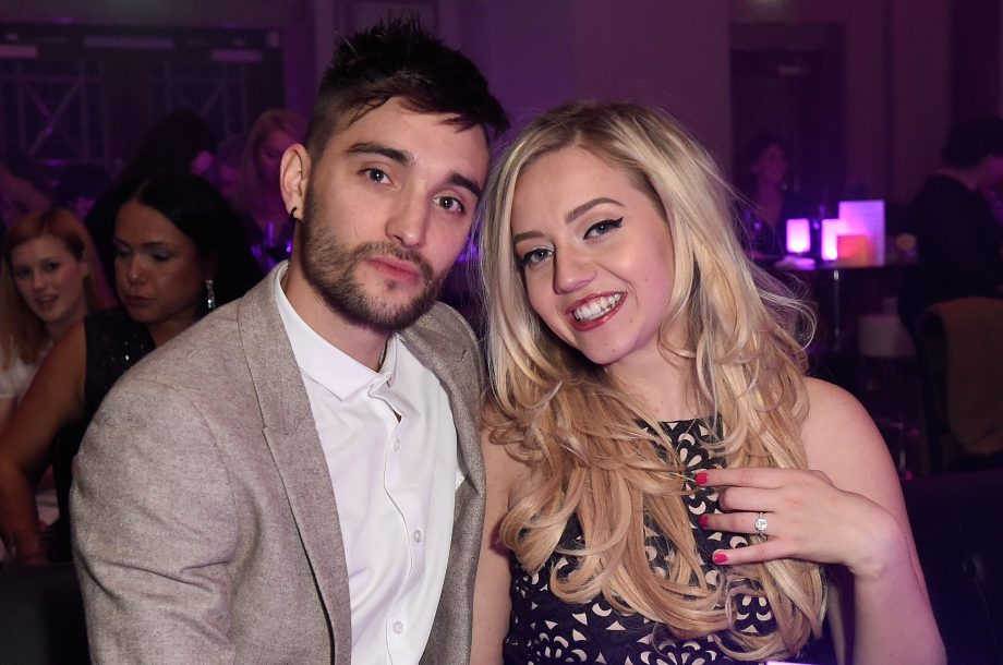 Tom Parker The Wanted brain tumour