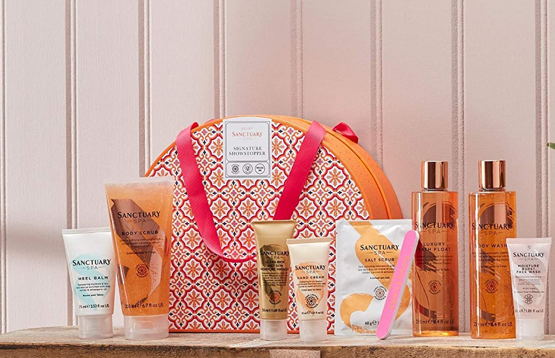 Save £18.25 on this luxurious Sanctuary Spa Gift Sets - that's almost half price! | GoodtoKnow
