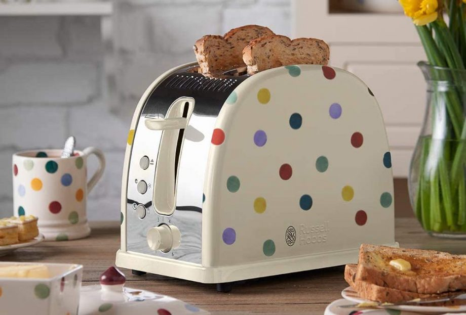 Russell Hobbs 21295 Emma Bridgewater Toaster