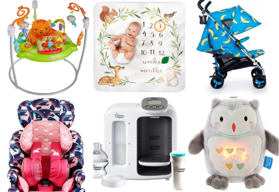 Best Amazon Prime Day UK baby deals 2020 from pushchairs to baby monitors, cots and car seats