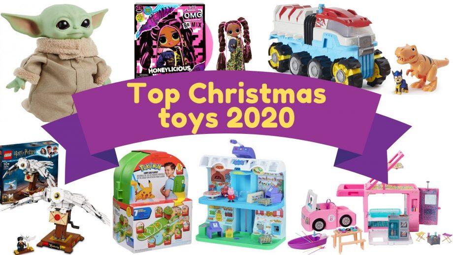 Top Christmas toys 2020 UK