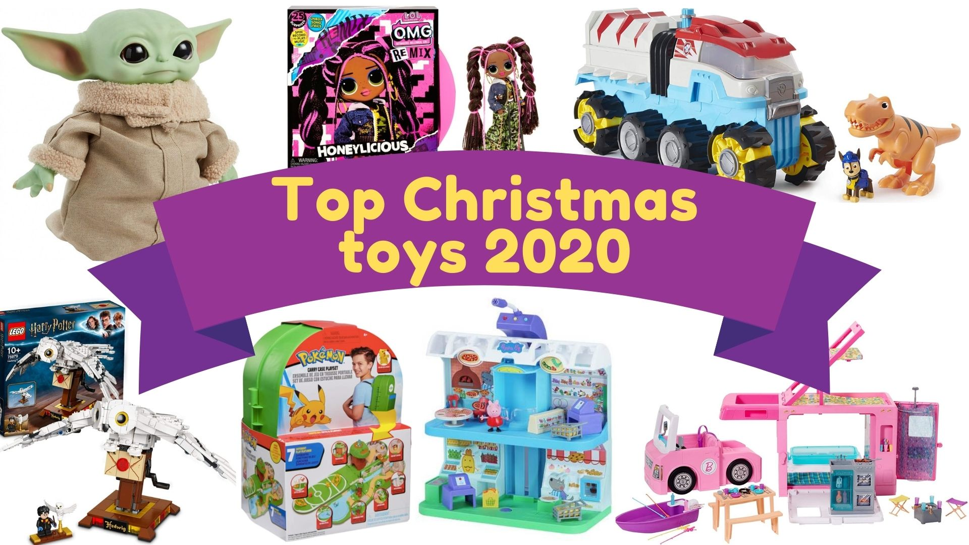 These are the best toys you can find right now for Christmas 2020