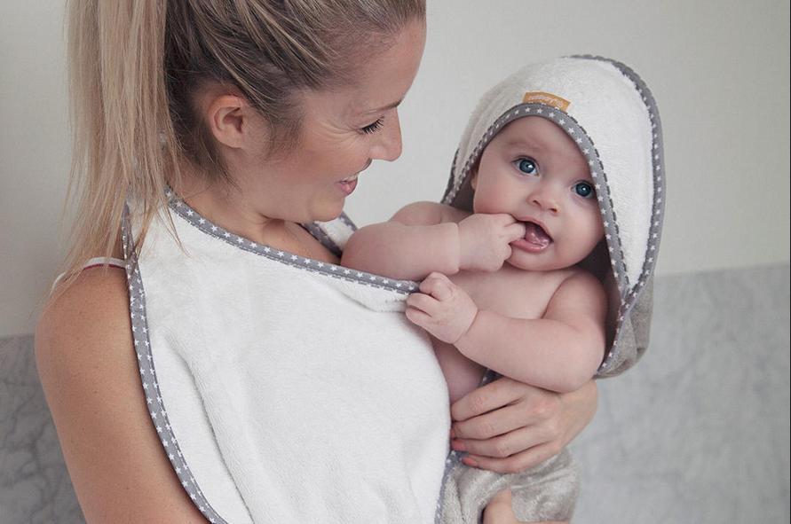 Cuddledry baby towel