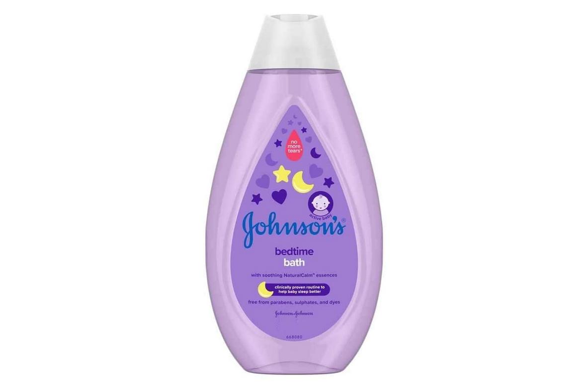 Johnson's Baby Bedtime Bubble Bath