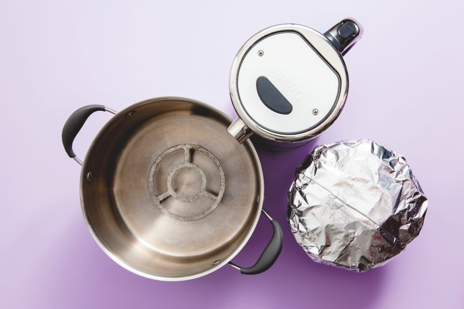 How to steam a pudding